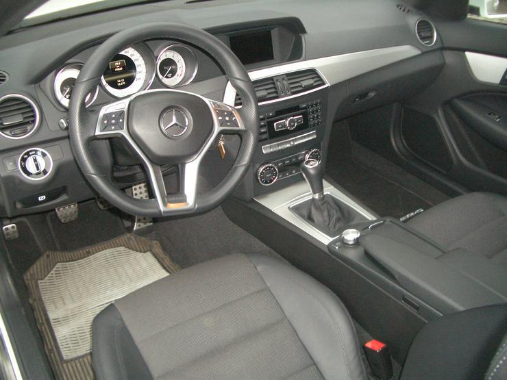 Bild 4: 180 C Coupe, weiß, Panoramaschiebedach, AMG Austattung