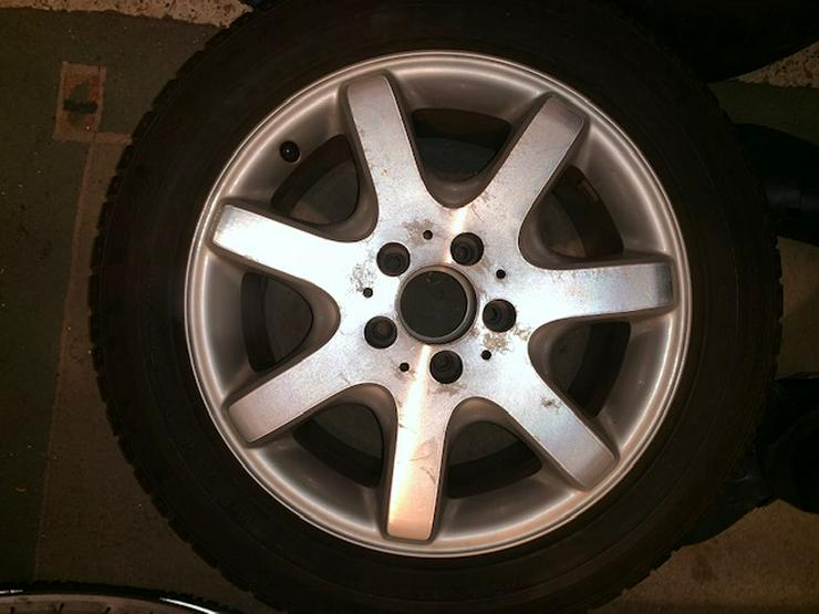 Alufelgen für Reifen 225/50R16