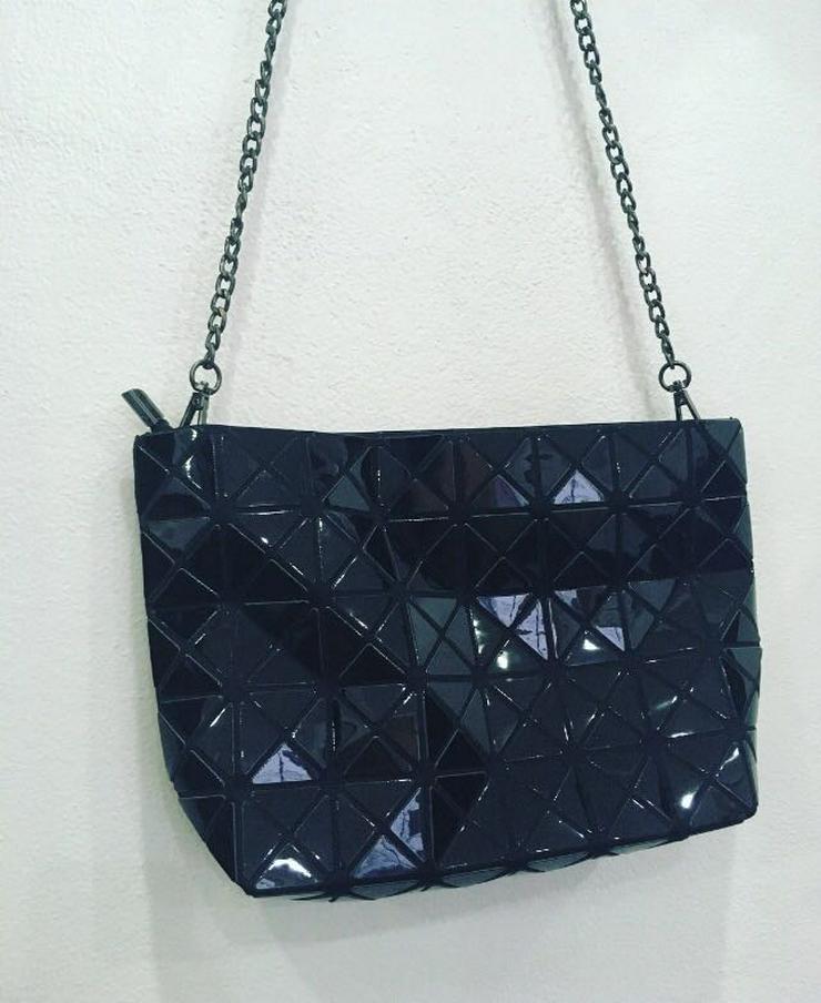Damenhandtasche Karaya Black Crossbody Bag Cityrucksack Shopper H - Taschen & Rucksäcke - Bild 1