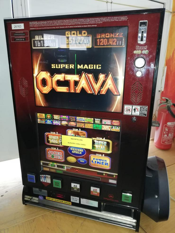 Spielautomat Super Magic Octava