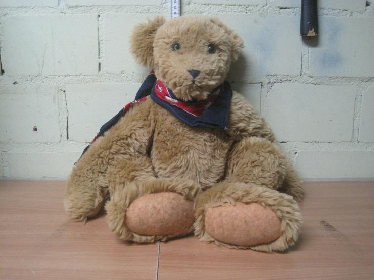2 Stofftiere Teddy Bär Elefant 3x LIDL Frische Bande