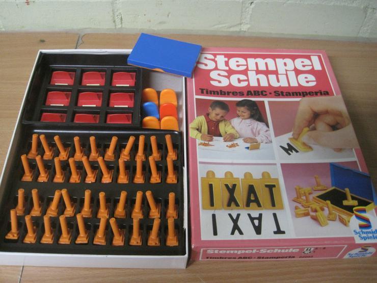 Puzzle Disney Kinderquiz Stempelschule Spiele