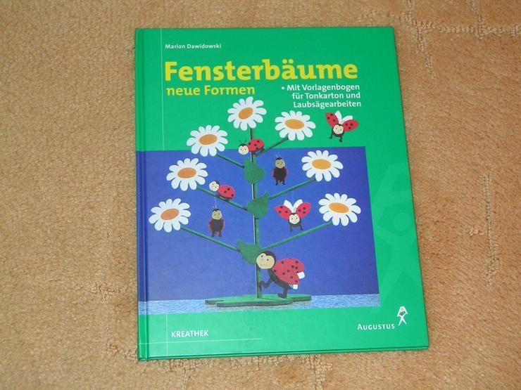 7 Bücher Bastelbücher Kinderbücher Fensterbilder
