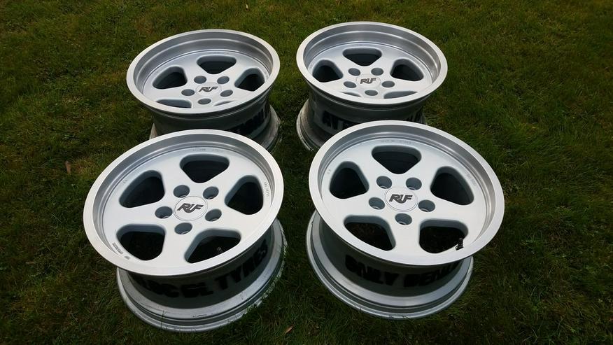 4 RUF Speedline Felgen für Porsche
