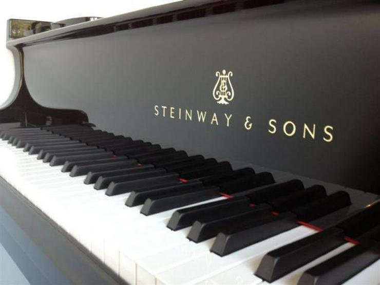Steinway & Sons Flügel von Klavierbaumeisterin in Aachen restauriert