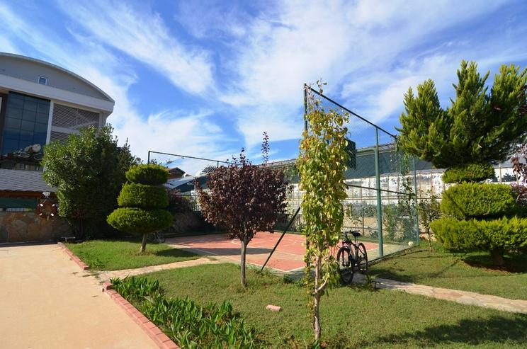 Bild 2: Alanya Oba, möbl. 3 Zi. Wohng., Sauna, Tennis Platz, 174-2