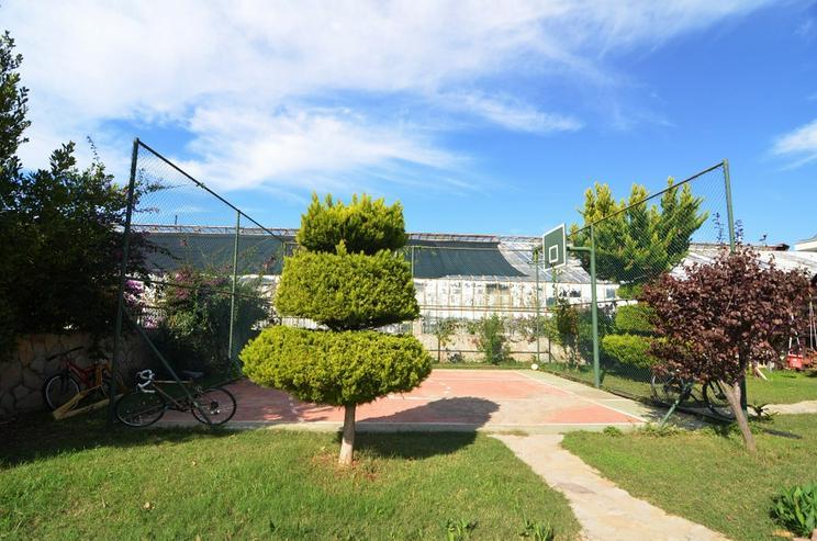 Bild 3: Alanya Oba, möbl. 3 Zi. Wohng., Sauna, Tennis Platz, 174-2