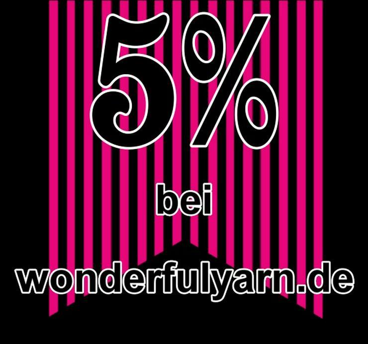 5% Rabatt bei WonDerfulYarn