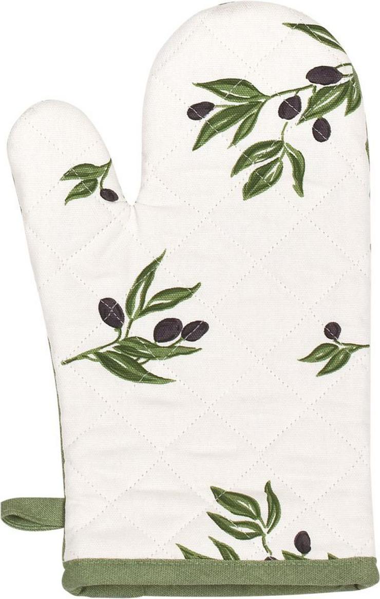 Kracht Ofenhandschuh Olivenzweige