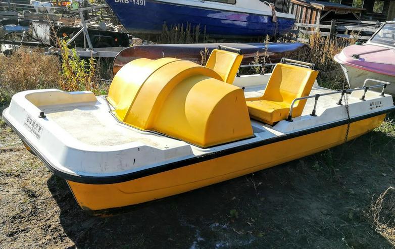 Tretboot zu verkaufen