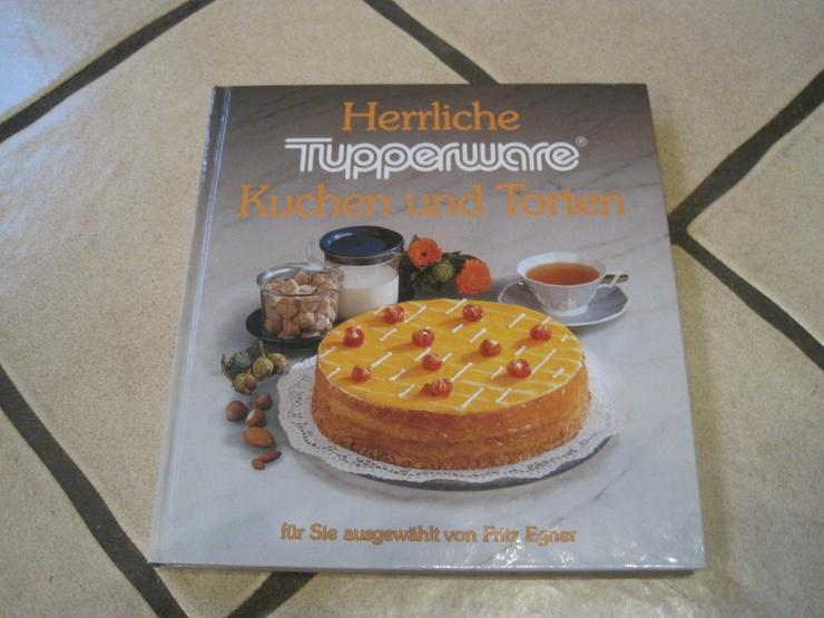 4 Tupperware Kochbücher