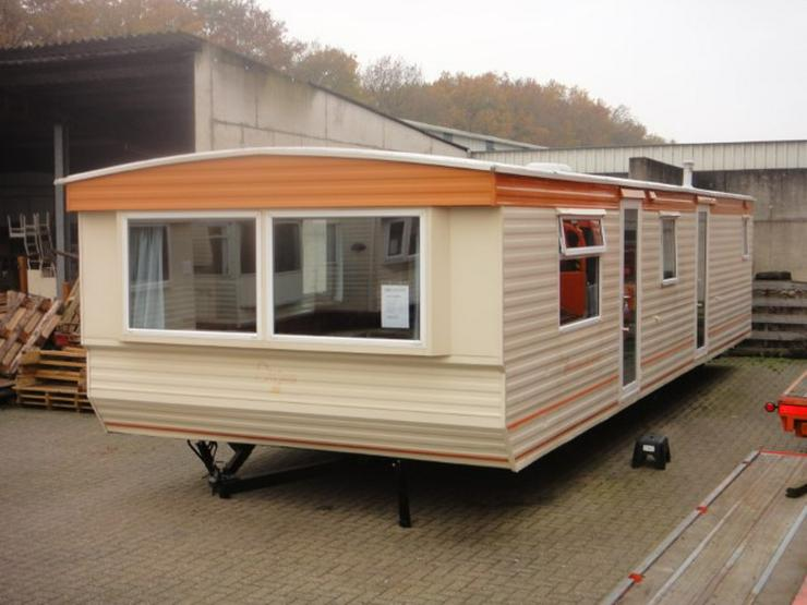 Mobilheim Nordhorn Atlas Everglade winterfest wohnwagen dauerwohnen caravan camping