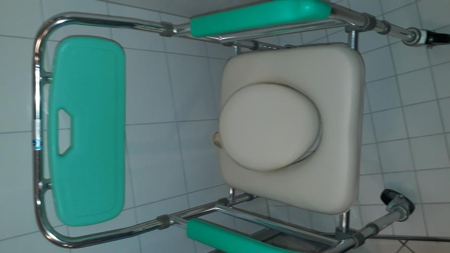 WC und Duschstuhl  - Bad- & WC-Hilfsmittel - Bild 1