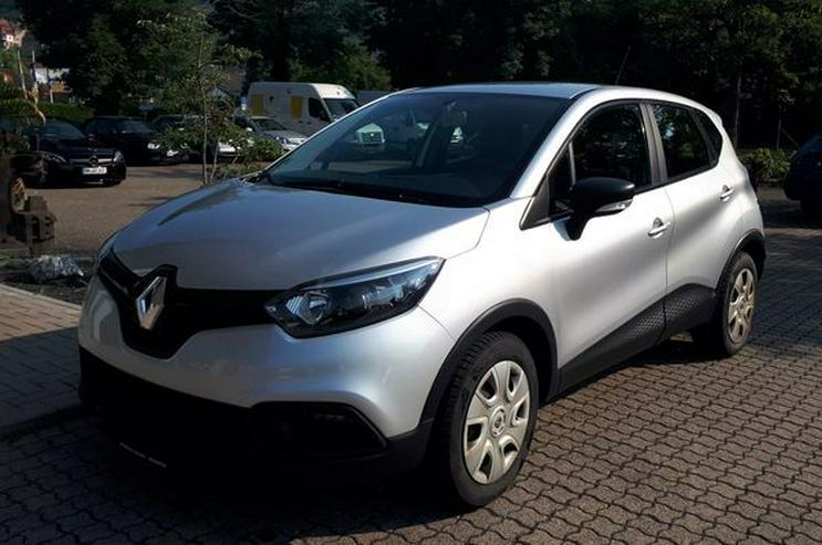 Renault Captur ENERGY TCe 90 Expression - Klima - Radio - HU/AU neu! -  gewerblich
