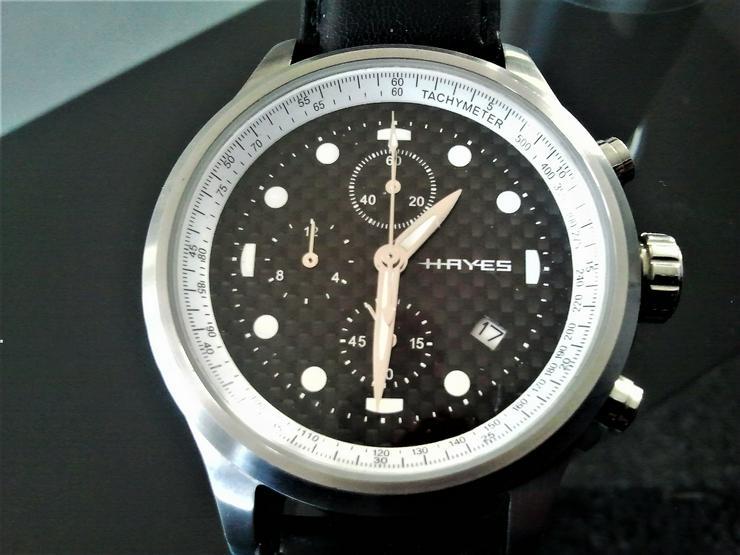 Bild 2: Hayes Herrenchronograph