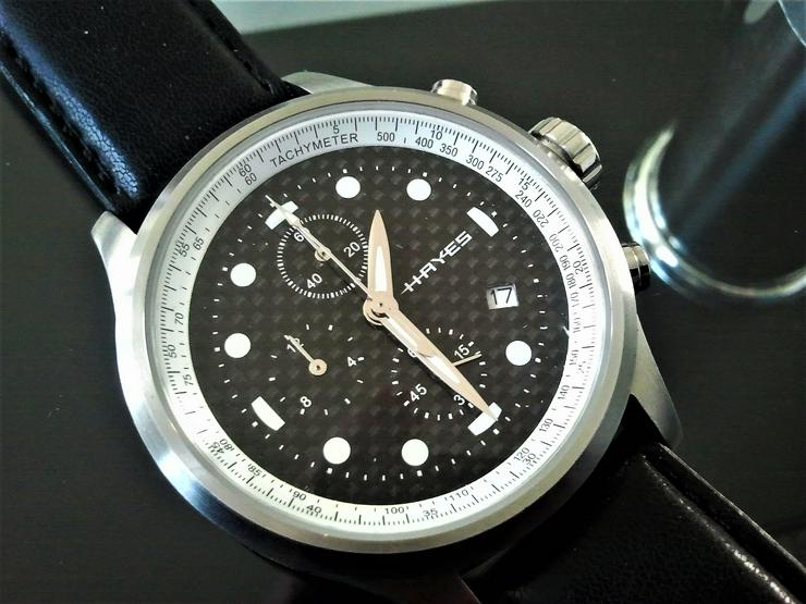 Bild 4: Hayes Herrenchronograph