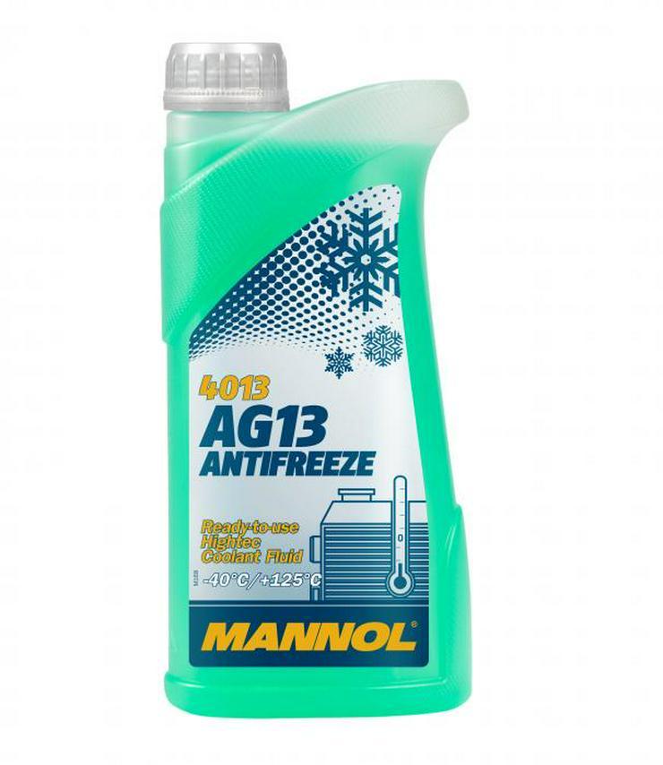 Bild 5: Mannol AG11 Küherfrostschutz