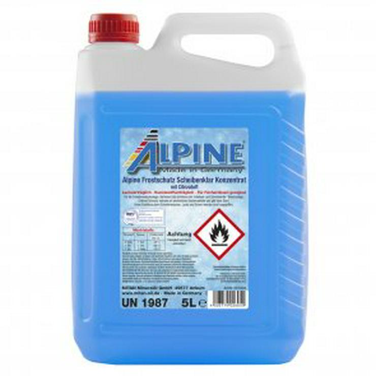 Bild 2: Kühlerfrostschutz Mannol AG13