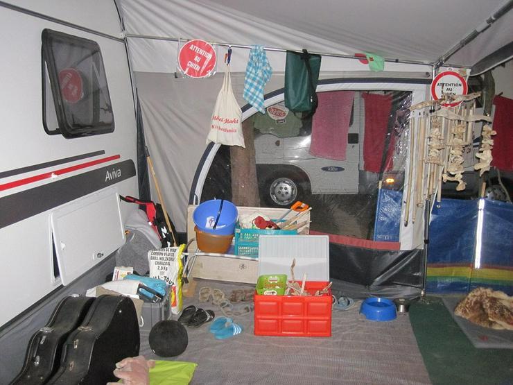 Bild 10: Wohnwagen Adria Aviva 482 LH, Mover, Klima, TV, Vorzelt, Warmwasser