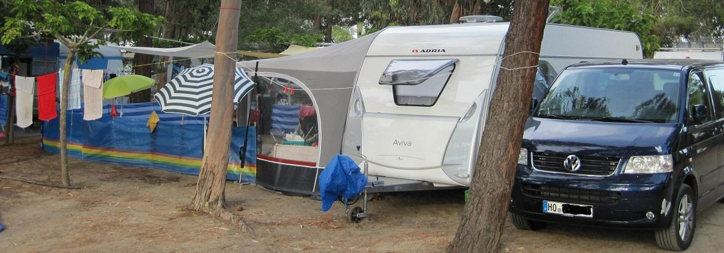 Bild 9: Wohnwagen Adria Aviva 482 LH, Mover, Klima, TV, Vorzelt, Warmwasser