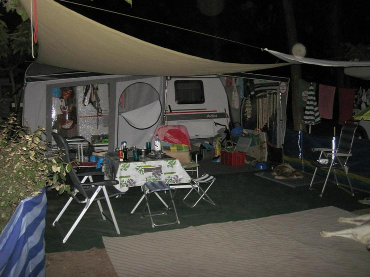 Bild 11: Wohnwagen Adria Aviva 482 LH, Mover, Klima, TV, Vorzelt, Warmwasser
