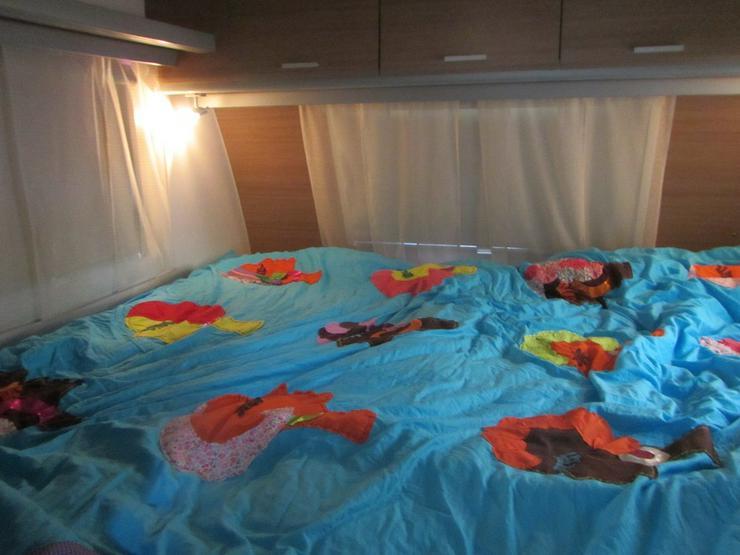 Bild 3: Wohnwagen Adria Aviva 482 LH, Mover, Klima, TV, Vorzelt, Warmwasser