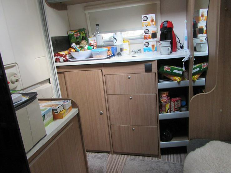 Bild 4: Wohnwagen Adria Aviva 482 LH, Mover, Klima, TV, Vorzelt, Warmwasser