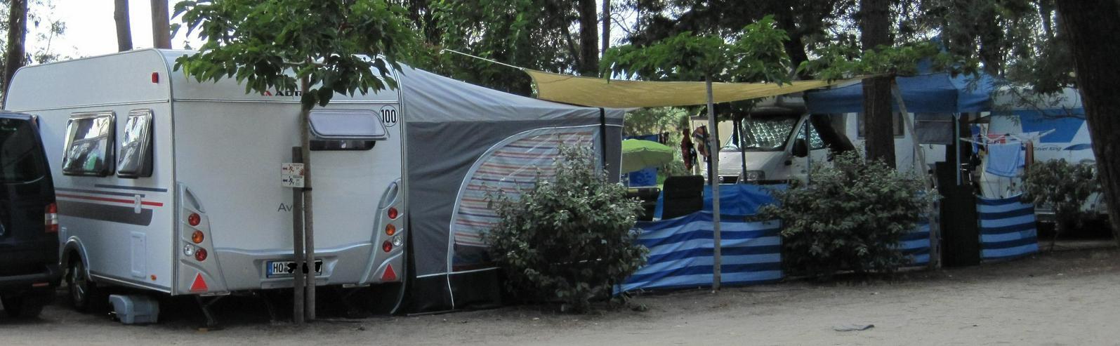 Bild 8: Wohnwagen Adria Aviva 482 LH, Mover, Klima, TV, Vorzelt, Warmwasser