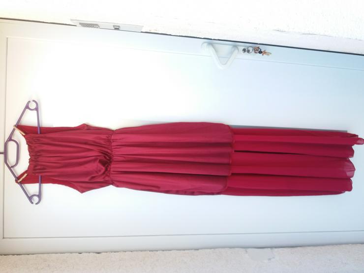 chiffon sommerkleid kleid gr.M NEU 20€