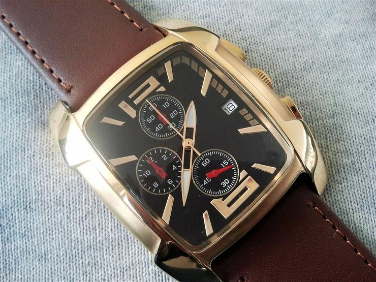 LUKADO Chronograph - Herren Armbanduhren - Bild 1