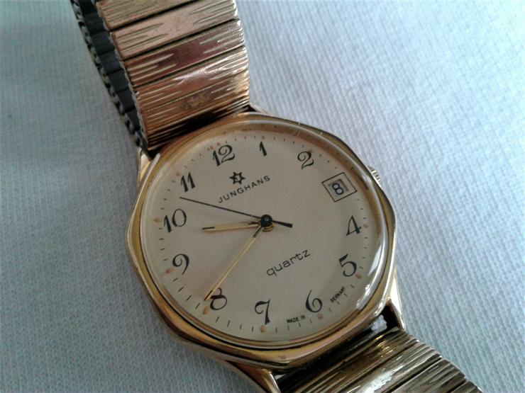 Junghans Herren/Damenuhr - Herren Armbanduhren - Bild 1