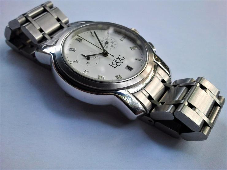Bild 4: Lindberg & Goldmann Chronograph