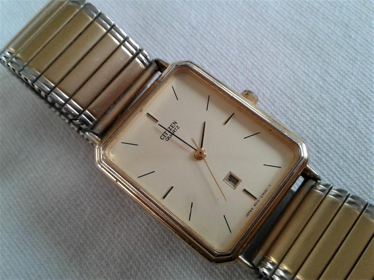 Citizen Herren/Damenuhr - Herren Armbanduhren - Bild 1