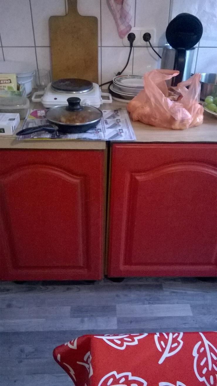Küchenschränke, zwei Stücke