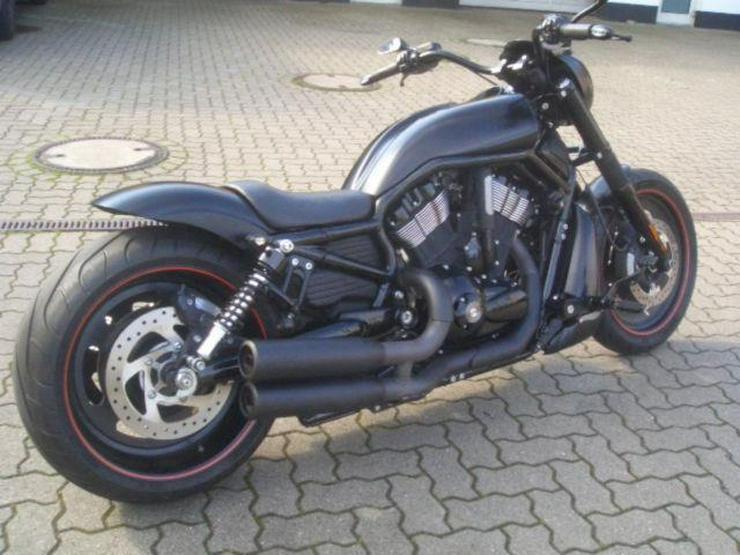 Harley-Davidson Night-Rod!