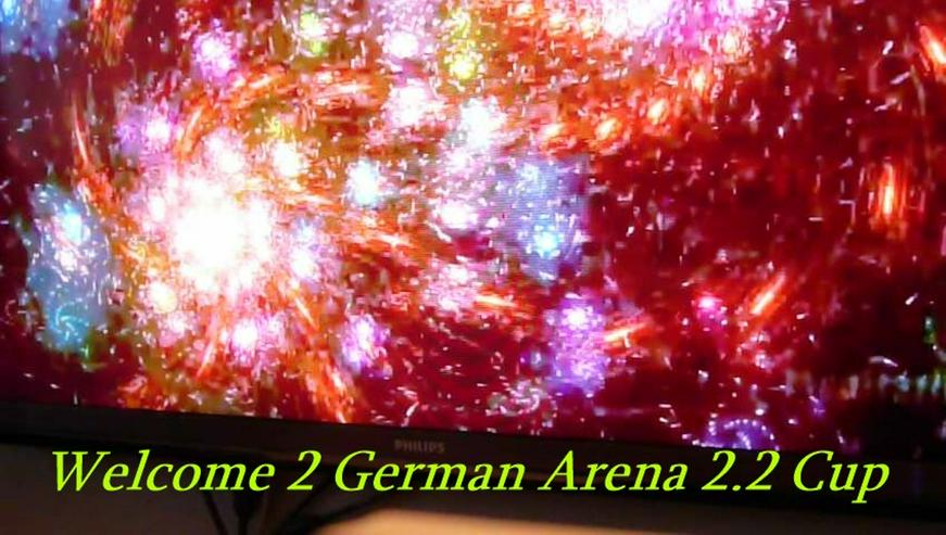 Vinyl´s - Collection ~ Welcome 2 German Arena 2.2 Cup