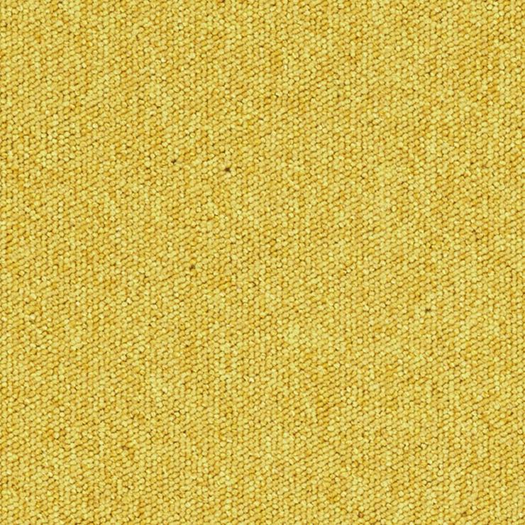 Bild 2: 180m2 Selbstliegende Schöne Gelbe Teppichfliesen von Interface