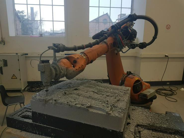 Kuka Roboter KR210 L150 Baujahr 2008