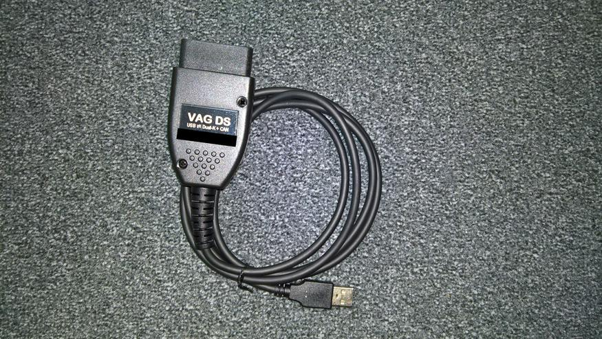 Diagnose Interface OBD2 VW, Seat, Skoda ,Audi etc.