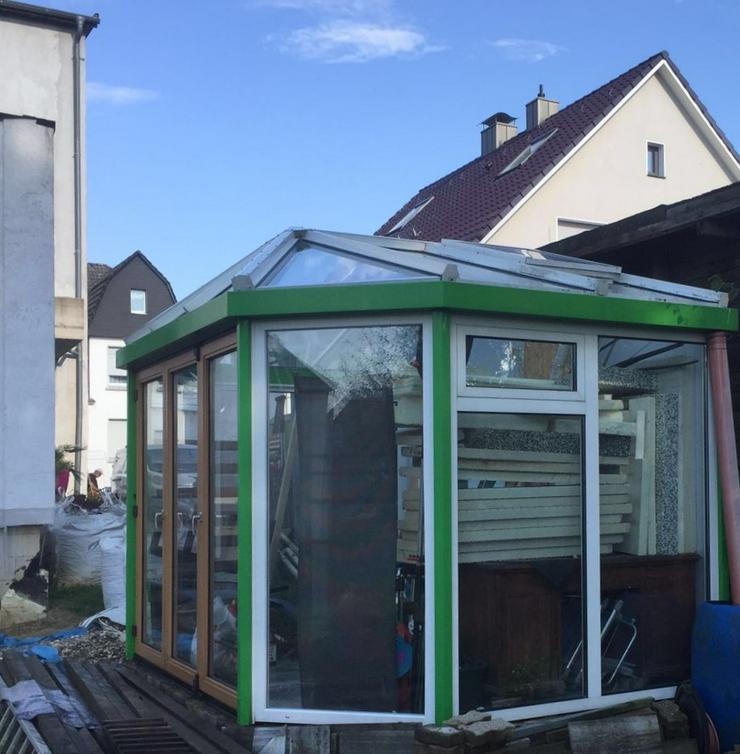 Aluminium Wintgarten für Selbstabholer!
