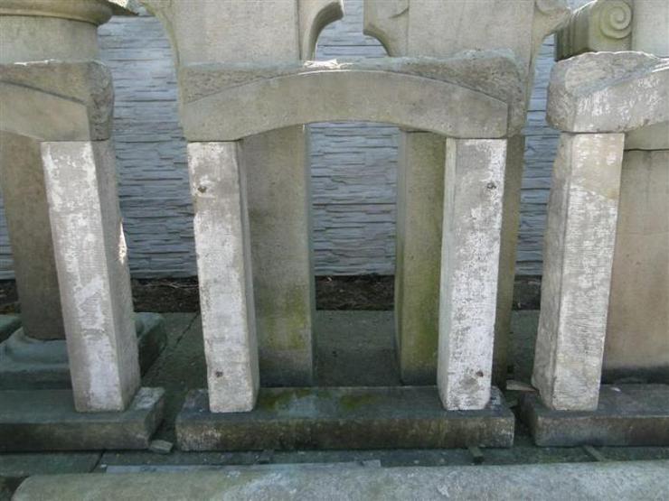 Alte Fenstergewände/Portale aus Sandstein