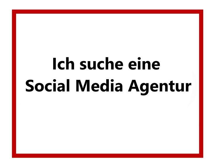 Suche Social Media Agentur / Facebook Marketing Profi für Kooperation