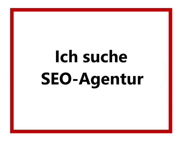 SEO-Agentur für Kooperation gesucht!