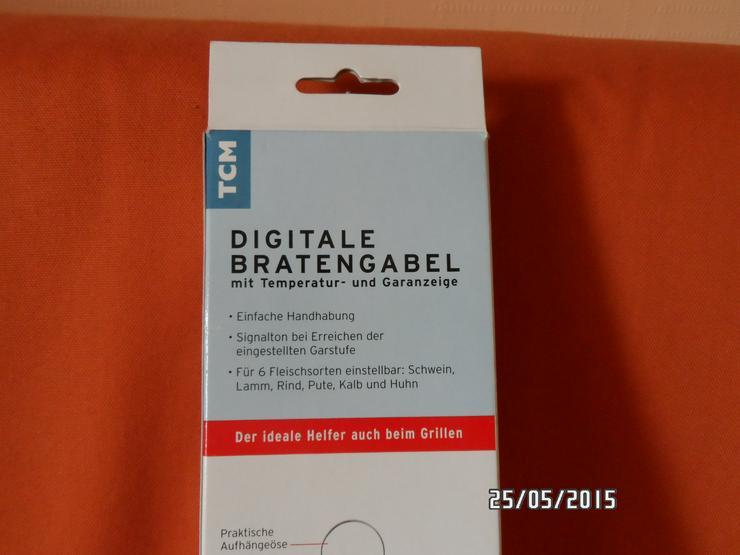 Digitale Bratengabel