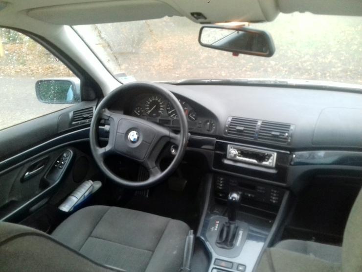 Bild 6: BMW 520 E39 (Automatik)