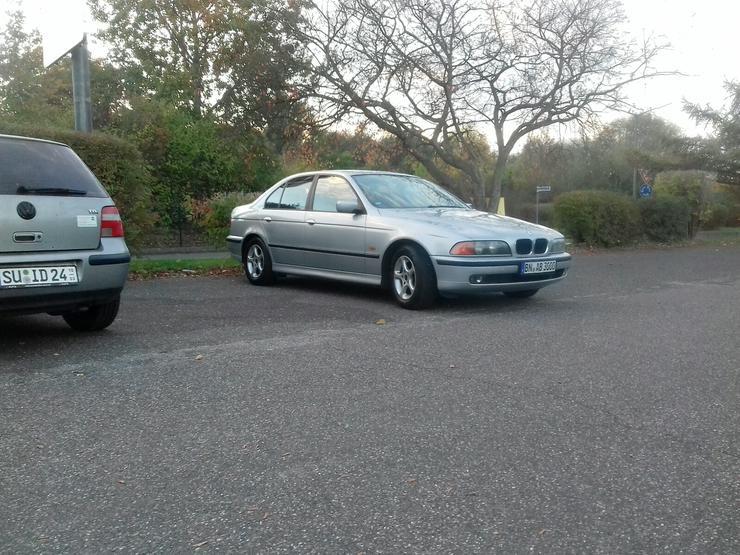 BMW 520 E39 (Automatik)