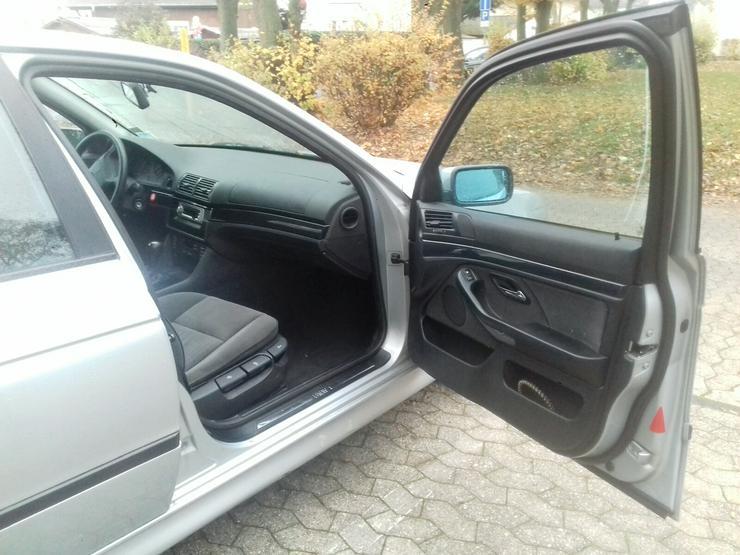Bild 3: BMW 520 E39 (Automatik)