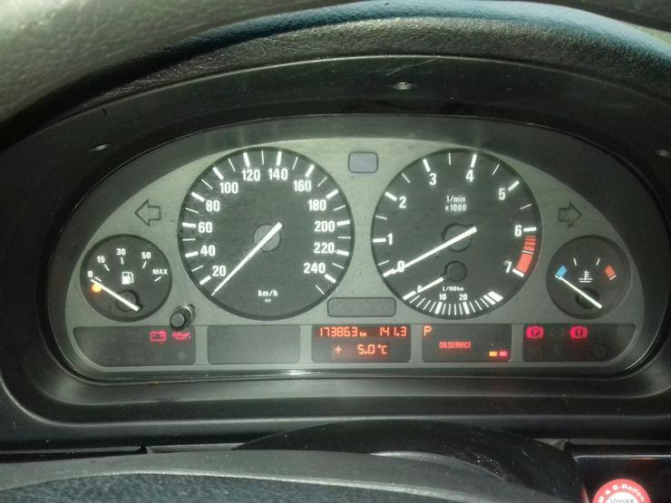 Bild 5: BMW 520 E39 (Automatik)