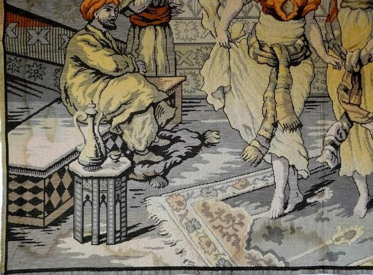 Bild 3: Gobelin Bildteppich antik 175x125 (G013)