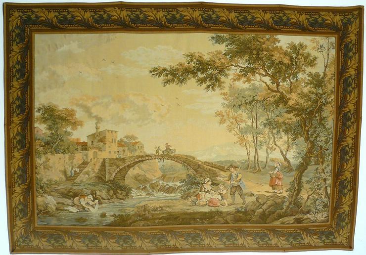 Gobelin Bildteppich 180x126 (G039) - Stickbilder & Gobelins - Bild 1